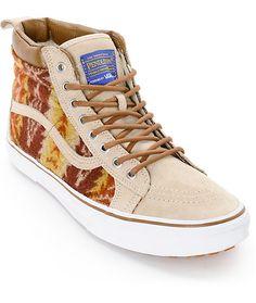 e25ef9717b Vans x Pendleton Sk8-Hi MTE Skate Shoes
