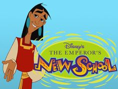 The Emperor's New School  K U Z C O! Kuzco, Kuzco, GO GO!!