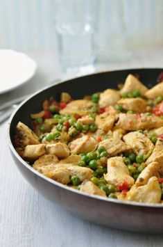 Bangers And Mash, Kung Pao Chicken, Paleo, I Foods, Chicken Recipes, Turkey, Ethnic Recipes, Lunch Ideas, Ground Chicken Recipes