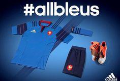 Adidas presenta la nueva camiseta de la selección de rugby de Francia