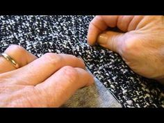 Chanel Jacket, Sewing Tutorials, Rings For Men, Creative, Hobby, Friends, Youtube, Crafts, Fashion