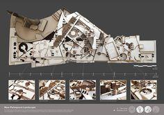 Presidents Medals: Palimpsest Landscape and Urban Forum
