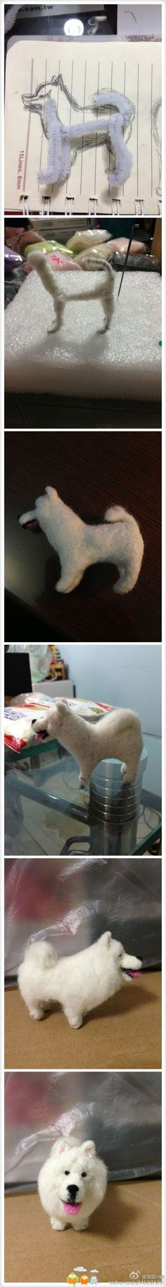 Repiny - Most inspiring pictures and photos! #needlefeltingtutorials