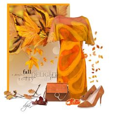"""Autumn"" by dgia ❤ liked on Polyvore featuring Chloé"