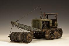 """Constructive Comments Discussion Group: ChTZ S-65 Stalinetz """"Road Crew"""""""