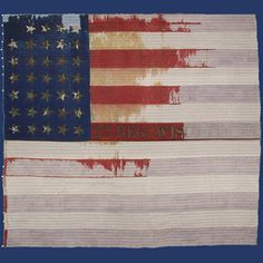 2nd Wisconsin Infantry Regiment, National Color, 1861-1863. Killed or Died of…