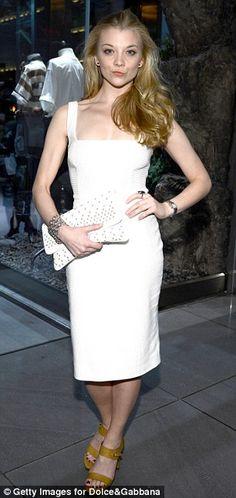 Stacy Keibler vamps it up in black dress as Erin Heatherton is angelic in…