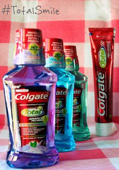 A #totalsmile with Colgate!