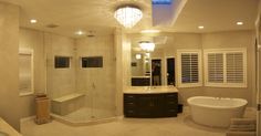 The Indoor Outdoor Guy Renovations offers both design and construction services for bathrooms renovations in Vancouver, lowermainland and Richmond. Bathroom Renovations, Bathrooms, Construction Services, Corner Bathtub, Vancouver, Indoor Outdoor, Guy, Design, Bathroom