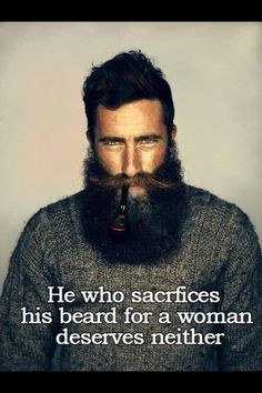 beard spin on a Benjamin Franklin quote.