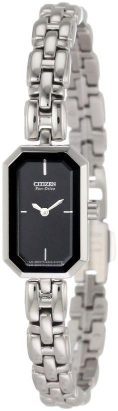 Citizen Womens EG2750-50E Silhouette Eco Drive Watch
