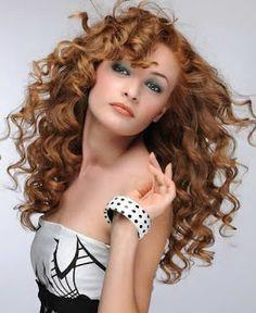 Model Rambut Keriting Yang Sangat Cantik Girl Hairstyles ef4053250b