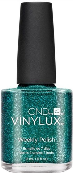 CND Vinylux Starstruck 234 Emerald Lights
