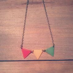 Triangles $14.70/ 11.95€ MaiPendant