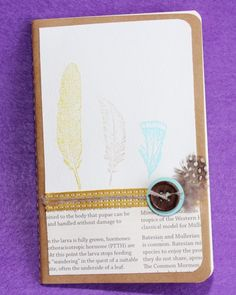 Stampin up, Federn, feather