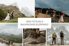 An in-depth guide to planning your elopement wedding in Norway. How to get there, when to go & the most beautiful locations to say your vows. Elope Wedding, Elopement Wedding, Iceland Wedding, Elopement Inspiration, Intimate Weddings, World Heritage Sites, Backpacking, Places To Travel, Norway
