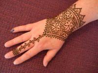 Henna Mehndi Edinburgh : Henna tattoo done at last years edinburgh fringe festival