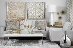 Scoppio Wall Decor | Wall-decor | Accessories | Z Gallerie $15-$25