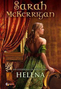 Sarah McKerrigan - Helena (Spanish edition of 'Captive Heart') Romance Novel Covers, Romance Novels, Caricatures, Art Themes, Book Cover Art, Change Is Good, Historical Romance, Green And Orange, Olive Green