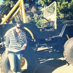 my jeep. Nah... :P 4WD at Queenstown