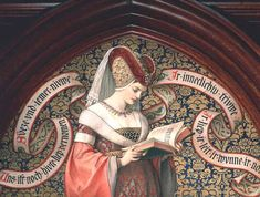 medieval paintings of woman reading | ... Lecture Series | Arizona Center for Medieval and Renaissance Studies