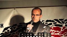Prof. Dr. Rainer Rothfuss spricht auf der 12. Sonntagsdemo in Plauen