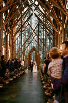 Chapel Wedding, Forest Wedding, Wedding Chapels, Wedding Scene, Wedding Ceremonies, Wedding Night, Cabin Wedding, Wedding Goals, Wedding Planning