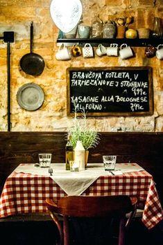 39 Best Bistro decor images   Bistro decor, Bistro kitchen ...