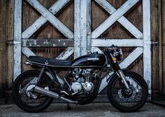 Here is my bike. Honda CB550f