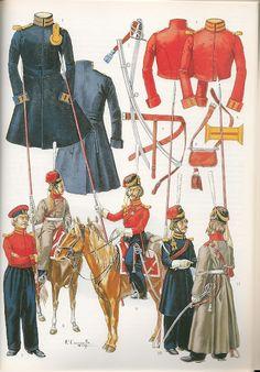 Guard Cossacks 1812-15