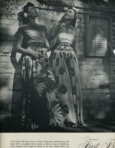 Dividing Vintage Moments : Beach resort wear 1930s and 1940s