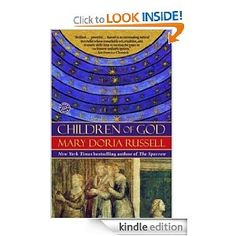 Children of God, Sequel to The Sparrow - great books that make you think about life, God, and all of it.