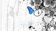 HD Image Abstract ButterflyJooti Wallpaper