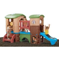 Step2 Clubhouse Climber - Naturally Playful Wooden Play Centres, Plastic Play Centres, Play Centre Accessories, Play Centre Spare Parts, Play Centres
