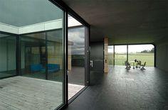 Thomas Bendel architect - Blue seating