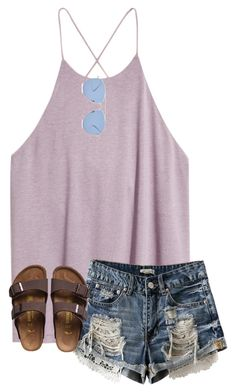 Designer Clothes, Shoes & Bags for Women Summer Outfits For Teens, Cute Outfits For Kids, Summer Clothes, Short Outfits, Trendy Outfits, Tween Fashion, Fashion Outfits, Cute Comfy Outfits, Teenager Outfits