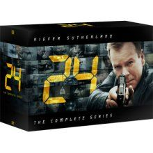 24-Jack Bauer - One of the very greatest TV shows ever.  Even the seasons a little off had hours that were better than MOST films