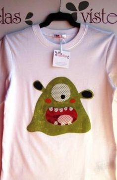 Camiseta infantil Vistelas para niño