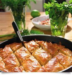 Κιμαδόπιτα Thai Red Curry, Beef, Foods, Ethnic Recipes, Gourmet, Meat, Food Food, Food Items, Steak