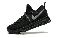 huge selection of 4cff8 929a0 Nike Zoom KD 9 Lmtd EP Mens Basketball shoes Black and silver, cheap KD If  you want to look Nike Zoom KD 9 Lmtd EP Mens Basketball shoes Black and  silver, ...