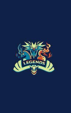 Pokemon legends iPhone 5 wallpaper