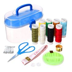 24pcs DIY Multi-function Sewing Kit Needle And Thread Tools Home Sewing Set