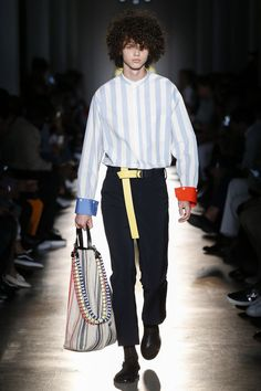 Ports 1961 Spring 2018 Menswear Collection Photos - Vogue CUFF