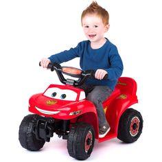 Disney Cars Quad Ride On