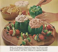 What The Cat Left..., via Flickr.  I just don't eat stuffed peppers. Too many things can go wrong.