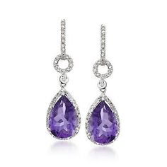 Make her feel like royalty with birthstone jewelry! >>Click on the pin to shop by birthstone at Ross-Simons.