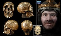 Is THIS the face of Robert the Bruce?