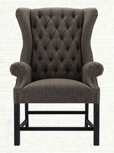 Dining Arm Chairs Black vintage french cane back round upholstered armchair $329 - $389