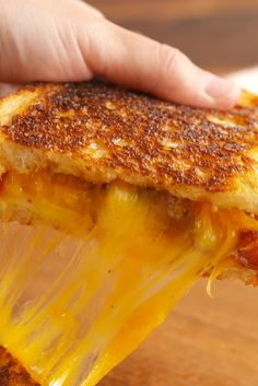 Bacon Apple Cheddar Grilled Cheese