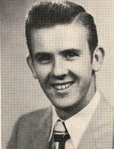 Ted Campbell 1947 Leesburg Yellow Jackets Varsity Football Team, Leesburg High School, Leesburg, Florida